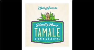 79Th Annual Friendly House Tamale Dinner & Festival logo