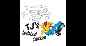TJ's Twisted Chicken logo