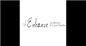 Enhance Aesthetics and Laser Studio logo