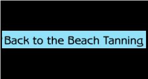 Back to The Beach Tanning LLC logo