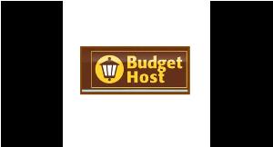 The Budget Host Killington logo