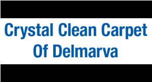 Crystal Clean Carpet of Delmarva logo