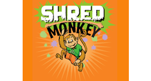 Shred Monkey logo