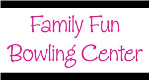 Family Fun Bowling Center logo
