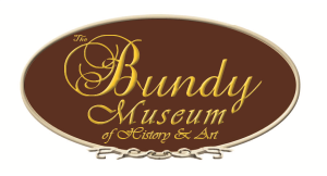The Bundy Museum of History and Art logo