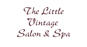 The Little Vintage Salon and Spa logo