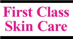 First Class Skin Care logo