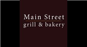 The Main Street Grill & Bakery logo