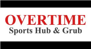 Overtime Sports Hub & Grub logo
