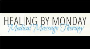 Healing By Monday logo