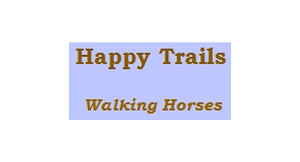 Happy Trails Walking Horses, LLC logo