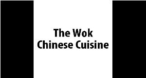 The Wok LLC logo