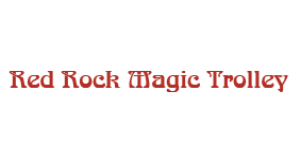 Red Rock Magic Trolley logo