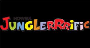 Junglerrrific - Howell logo