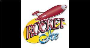 Rocket Ice Arena logo