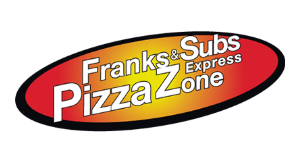 Franks & Subs Express Pizza Zone logo