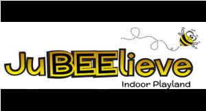 Jubeelieve Indoor Playland logo