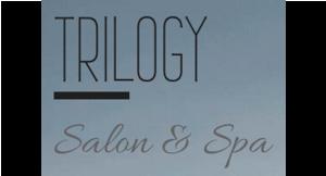 Trilogy Salon and Spa logo