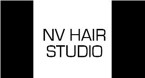 NV Hair Studio logo