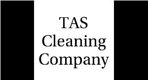 TAS Cleaning Company logo