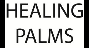 Healing Palms logo