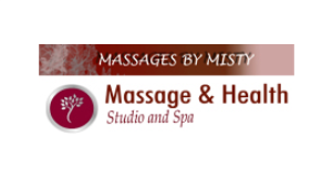 Massage and Health Studio and Spa logo