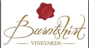 Burntshirt Vineyards, LLC logo