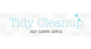 Tidy Cleanup Service logo