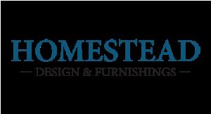 Homestead Design & Furnishings logo
