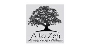 A to Zen Massage logo