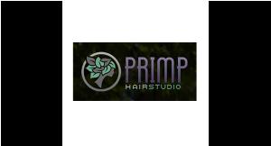 Primp Hair Studio logo