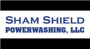 Sham Shield Powerwashing LLC logo