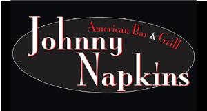 Johnny Napkins American Bar & Grill logo