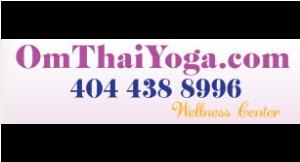 Om Thai Yoga Wellness Center logo