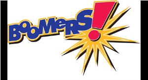 Boomers! of Dania Beach logo