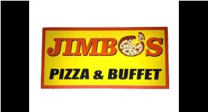 Jimbo's Pizza & Buffet logo