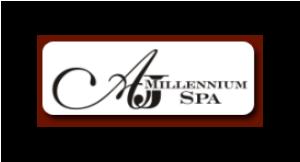 AJ's Spa Millennium Inc logo