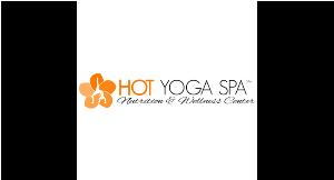 Hot Yoga Spa logo