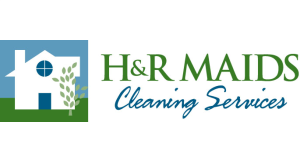 H&R Maids Cleaning Services logo