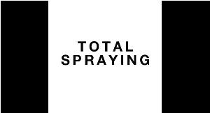 Total Spraying LLC logo
