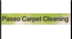 Paseo Carpet Cleaning logo