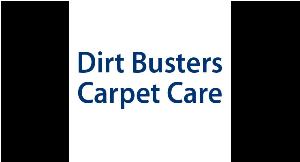 Dirt Busters Carpet Care logo