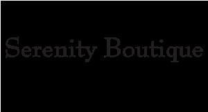 Serenity Boutique logo
