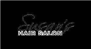 Susan's Hair Salon logo