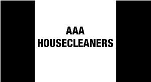 AAA Housecleaners logo