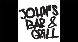 John's Bar & Grill logo