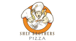 Shef Brothers Pizza logo