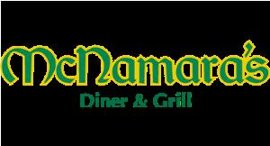 Mcnamara's Diner & Grill logo