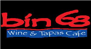 Bin 68 Wine & Tapas Cafe logo