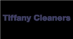 Tiffany Cleaners logo